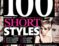 Art Direction & Design: '100 Short Styles' Covermount