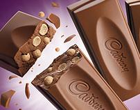 3D • Cadbury Crispello • INDIA