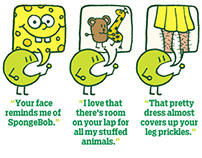 NickMom Illustrations
