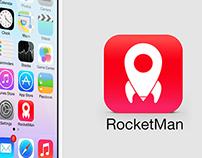 RocketMan | Icon