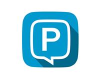 Public chat app
