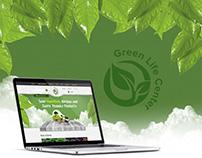 Green Life Center - website