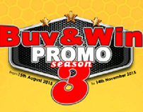 Buy and Win Season 3 Promo