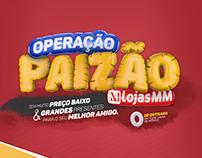 Campanha Dia dos Pais Lojas MM 2016 - Logo