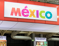 Mexico Pavilion @ Food & Hospitality for NOE