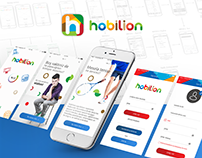 Hobilion Activity Application