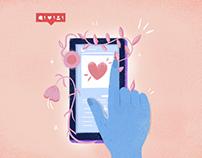 instagram likes //