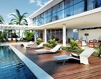 Villa Open Space