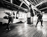 Cuban Boxing School