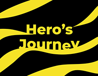 Hero's Journey -A TRD Studios Brand Film