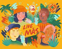 Taco Bell Live Más Scholarship