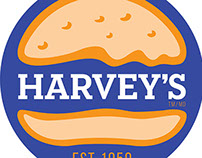 Harvey's Rebrand