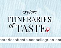 S.Pellegrino - Itineraries of Taste
