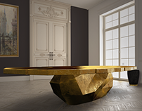 Stone | Dinner Table