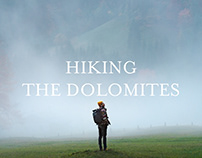 HIKING THE DOLOMITES / Work for Dachstein