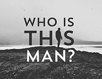 Who Is This Man - Sermon Series Artwork
