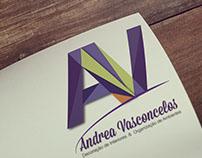 Logotipo Andrea Vasconcelos