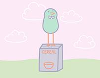 Cereal Bird