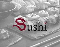 Sushi - Logo & Identity