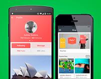 Theme1 - Ionic Starter App