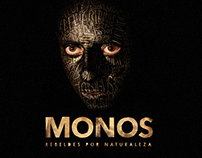 """MONOS"" MOVIE POSTER // DESIGN"