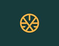 Miskavichs logo design