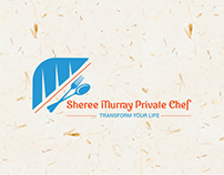 SHREE MURRAY PRIVET CHEF - Logo & Business Card