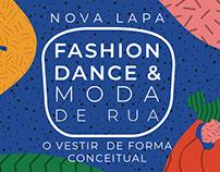 Branding Projeto Fashion Dance Moda de Rua