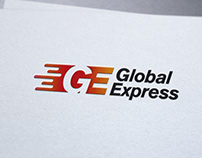 Global Express - Logo, Website & Branding Design