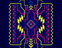 Modern Novajo Pattern