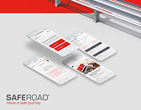 Saferoad Progressive Web App