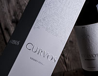 Curvos || Packaging Design