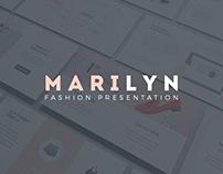 M A R I L Y N - Fashion Presentation