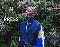 M Press, Menswear Brand