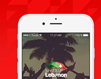What's Up Lebanon | Mobile App
