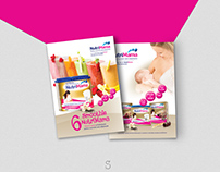 Brochure Layout | NutriMama