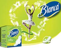 Blanca - Packaging design