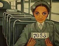 "Rosa Parks ""Mujeres"""