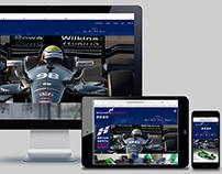 Bryan Herta Autosport Website