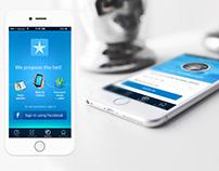 Diseño aplicación móvil para ¨Kyivstar¨