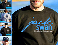 jack swan shirts and poster designs