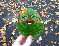 Les petites feuilles