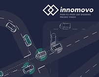 Innomovo — P2P car sharing (promo video)