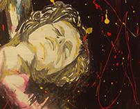 Acrylic - watercolour