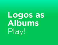 Logos as Albums