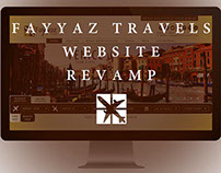 Fayyaz Travels Website Revamp