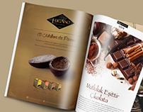 Anúncio Chocolate Lugano