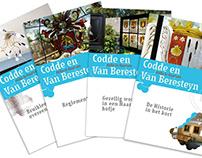 Codde en Van Beresteyn brand identity