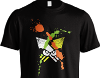 Splatoon Clothing Collection