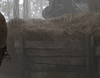 The trench- Shading and lighting Final